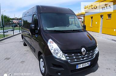 Renault Master груз. 2015 в Дубно