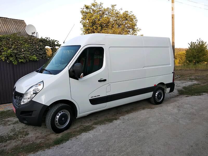 Renault Master груз. L2H2 135 l c