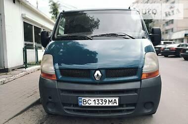 Renault Master груз. 2005 в Львове