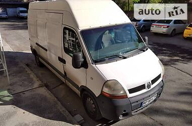 Renault Master груз. 2007 в Запорожье