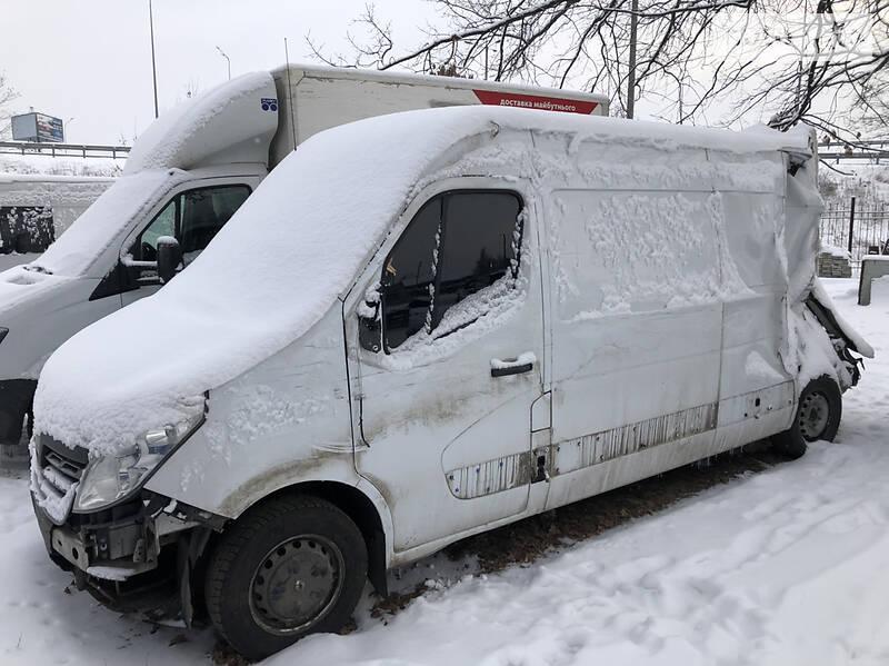 Renault Master груз. 2018 в Харкові
