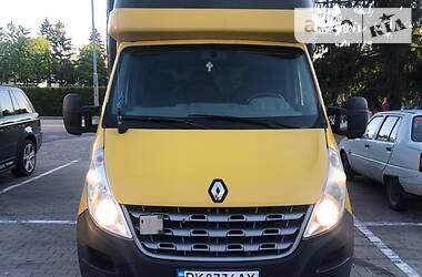 Тентованый Renault Master груз. 2013 в Луцке