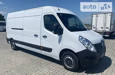 Микроавтобус грузовой (до 3,5т) Renault Master груз. 2018 в Ровно