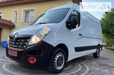 Легковой фургон (до 1,5 т) Renault Master груз. 2019 в Львове