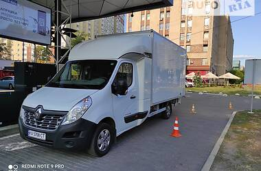 Фургон Renault Master груз. 2017 в Киеве