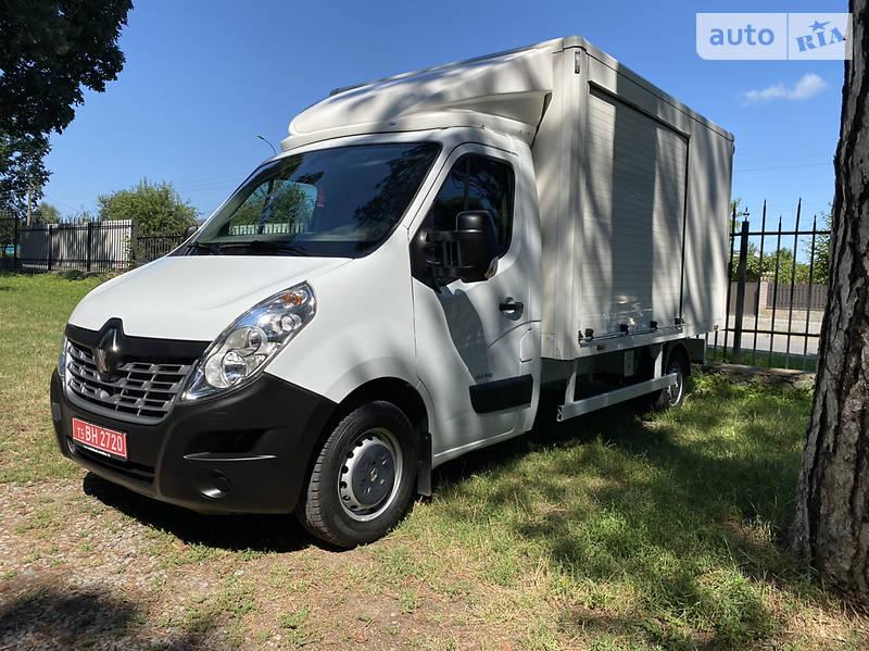 Фургон Renault Master груз. 2017 в Умани