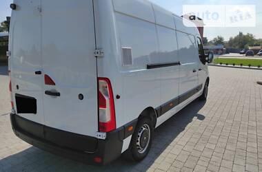 Микроавтобус грузовой (до 3,5т) Renault Master груз. 2017 в Дрогобыче
