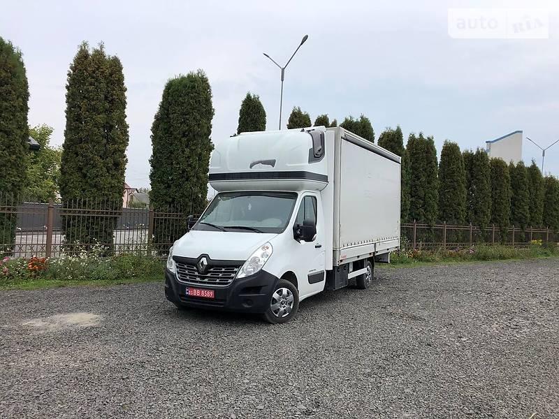 Renault Master груз. 10 PAL MAXI