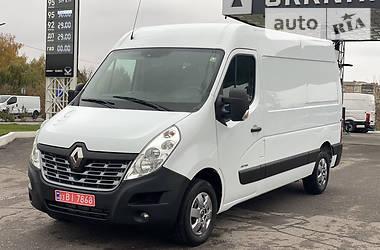 Микроавтобус грузовой (до 3,5т) Renault Master груз. 2018 в Дубно