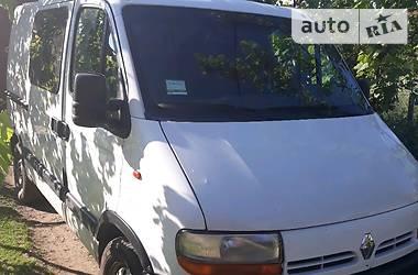 Renault Master пасс. 2001 в Ужгороде
