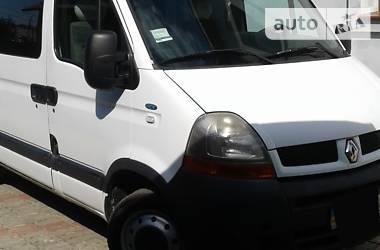 Renault Master пасс. 2005 в Ивано-Франковске