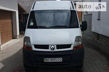 Renault Master пасс. 2006 в Мостиске