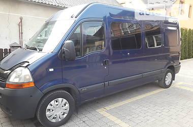 Renault Master пасс. 2007 в Яворове