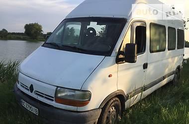 Renault Master пасс. 2000 в Львове