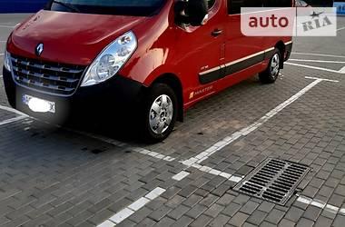 Renault Master пасс. 2012 в Ковеле
