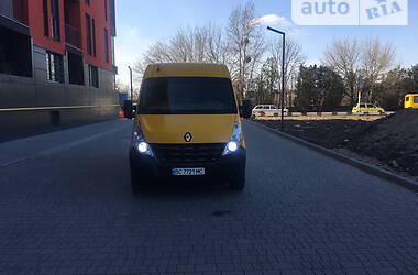 Легковой фургон (до 1,5 т) Renault Master пасс. 2013 в Львове