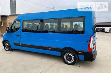Легковий фургон (до 1,5т) Renault Master пасс. 2012 в Ужгороді