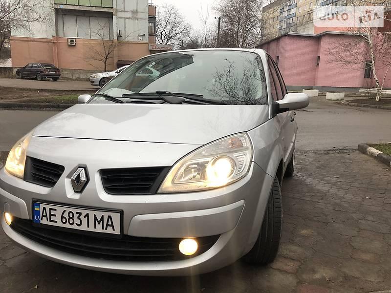Renault Megane Scenic 2007 в Новомосковске