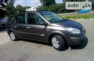 Renault Megane Scenic 2006 в Вишневом