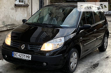 Renault Megane Scenic 2006 в Самборе