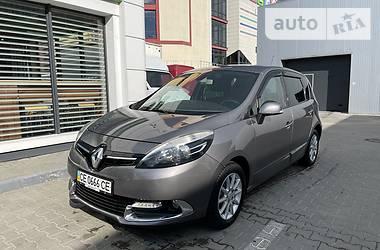 Хэтчбек Renault Megane Scenic 2013 в Черновцах