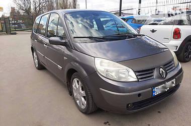 Минивэн Renault Megane Scenic 2004 в Луцке