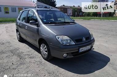 Минивэн Renault Megane Scenic 2002 в Бердичеве
