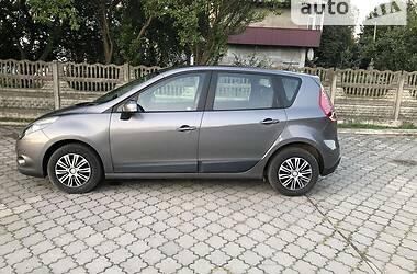 Минивэн Renault Megane Scenic 2012 в Ровно