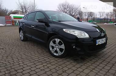 Renault Megane GRANDTOUR DYNAMIQUE 2011