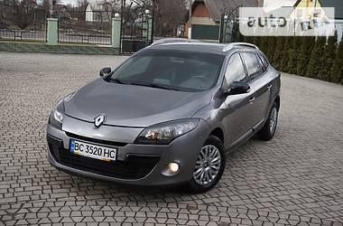 Renault Megane 1.5dCi 2012