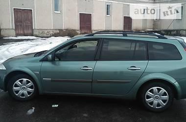 Renault Megane 2005 в Олевске