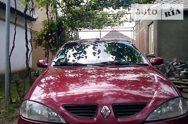 Renault Megane 2003 в Ужгороде