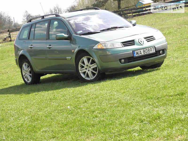 Renault Megane 2004 в Червонограді