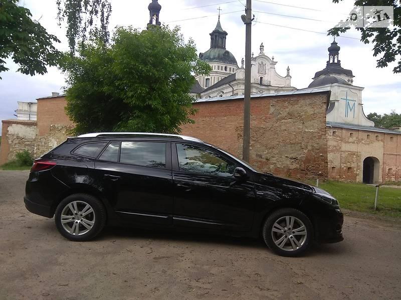 Renault Megane 2015 в Бердичеве