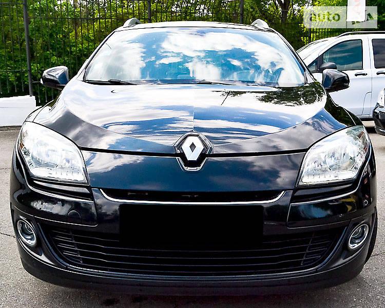 Renault Megane 2012 года