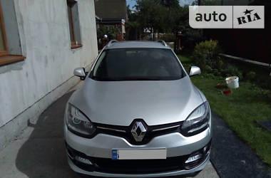 Renault Megane 2014 в Ивано-Франковске