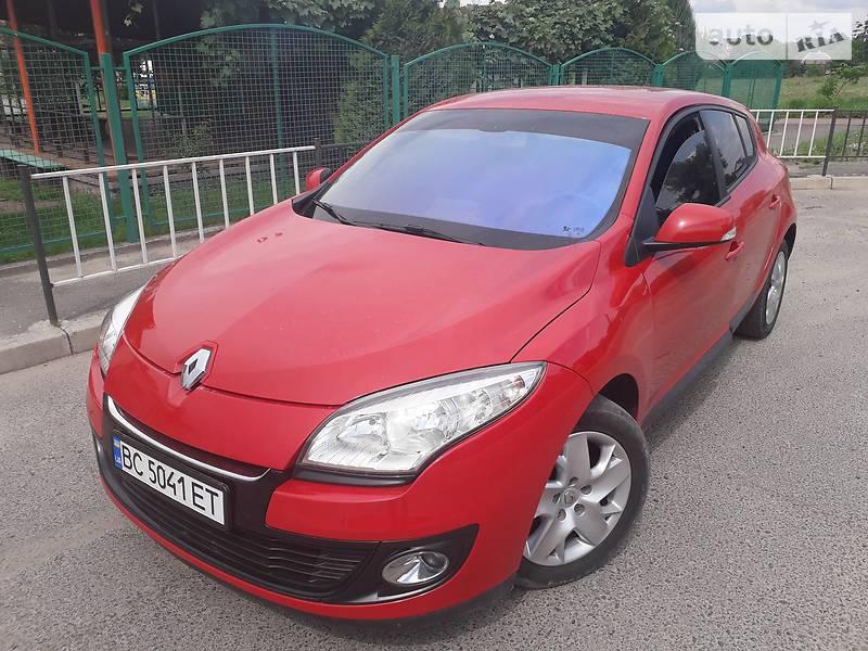 Renault Megane 2012 в Львові