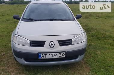 Renault Megane 2005 в Ивано-Франковске