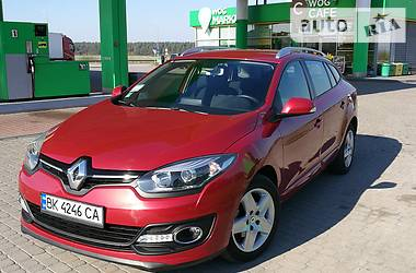 Renault Megane 2014 в Радивилове