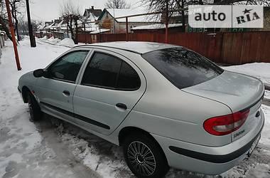 Renault Megane 2002 в Донецке
