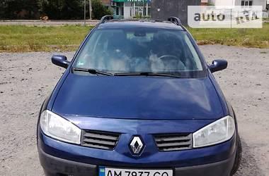 Renault Megane 2003 в Бердичеві