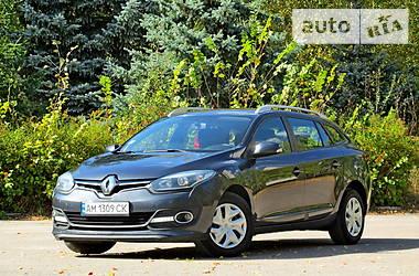 Renault Megane 2014 в Житомире