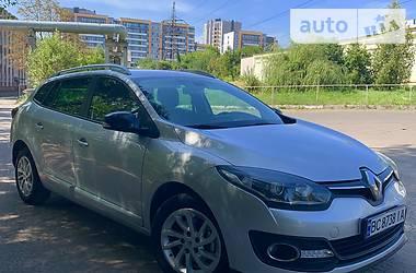 Renault Megane 2015 в Львове