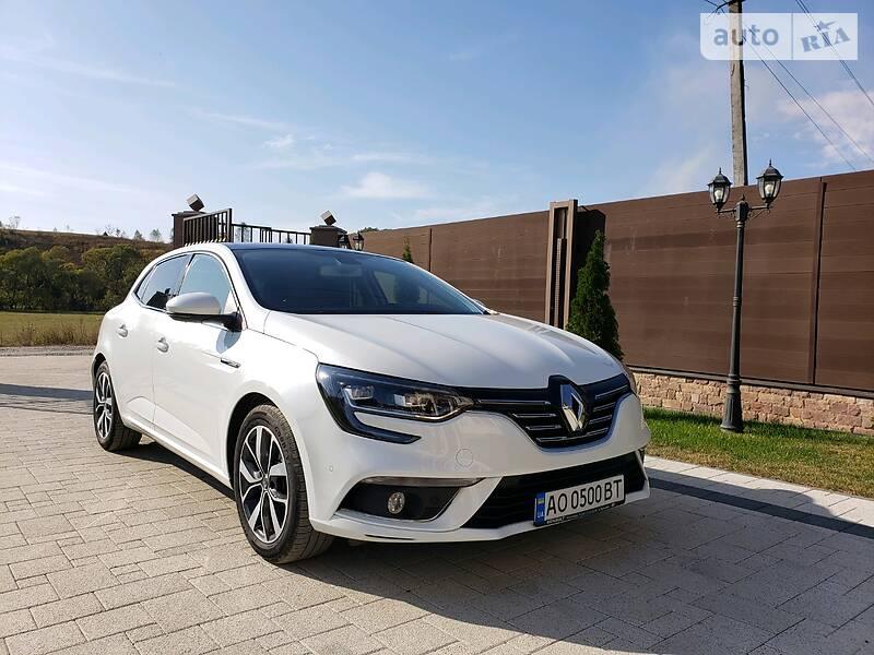 Renault Megane 2017 в Ужгороде