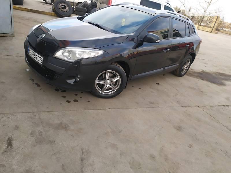 Renault Megane 2011 в Первомайске