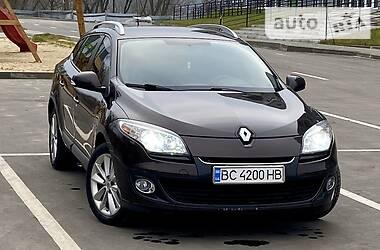 Renault Megane 2013 в Львове