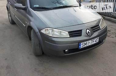 Renault Megane 2003 в Староконстантинове