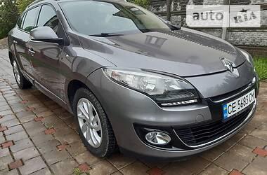 Renault Megane 2012 в Черновцах
