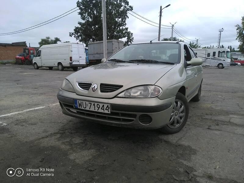 Renault Megane 2000 в Полтаве