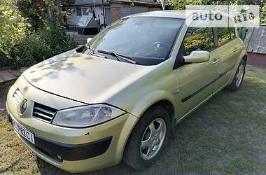 Renault Megane 2004 в Луцке